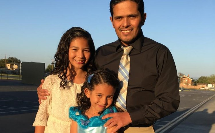Newhope Elementary School Hosts Dads and Daughters Dance - article thumnail image