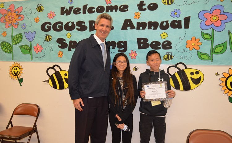 Newhope Students Look forward to the Annual Spelling Bee - article thumnail image