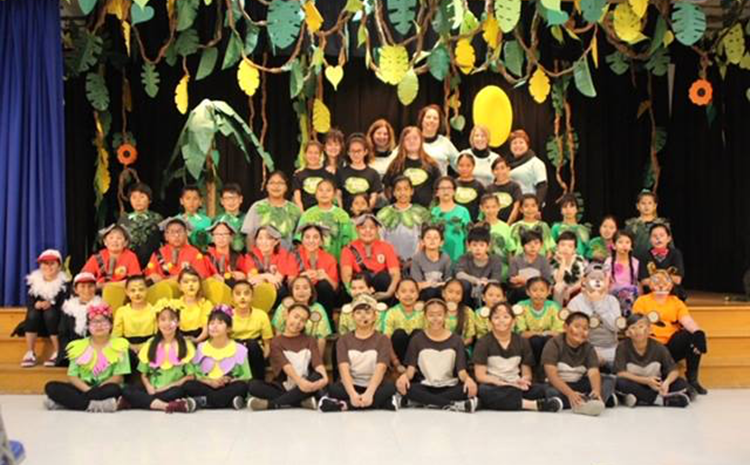 Newhope Students Perform the Jungle Book - article thumnail image